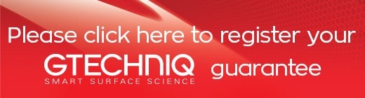 Register your Gtechniq C1 & Crystal Serum Paint Protection Warranty Here